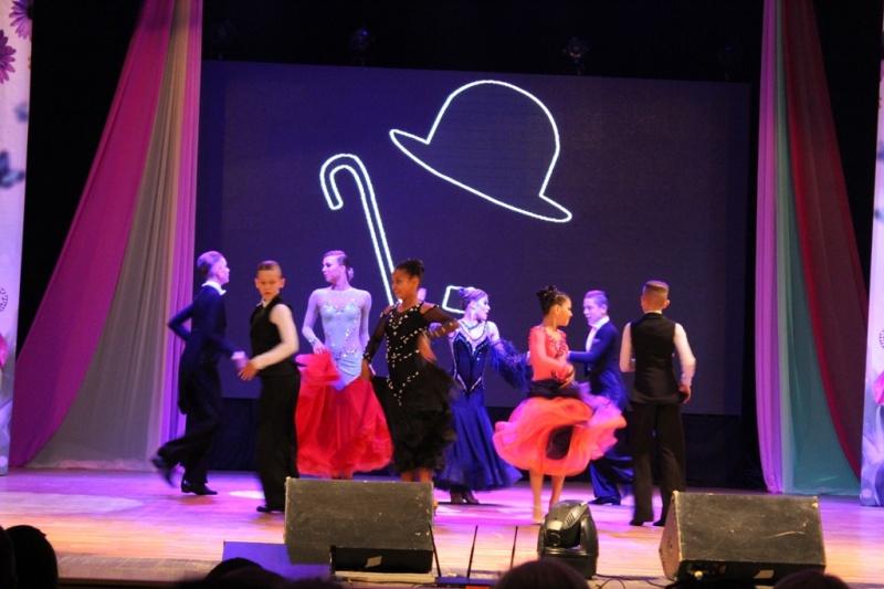Мы рады приветствовать вас на концерте танцевально-спортивного клуба «Темп»